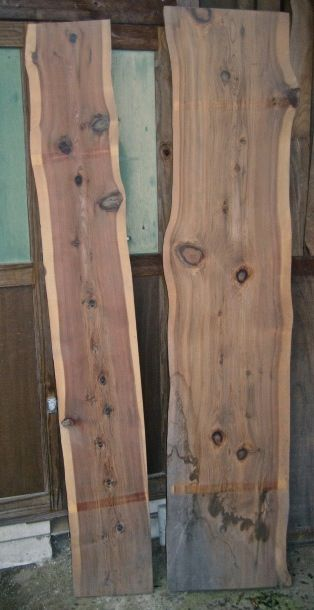 清水様杉板1