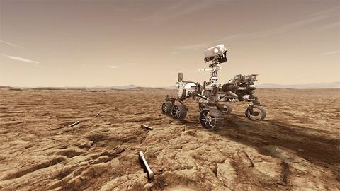 NASA-fake-MARS-photos