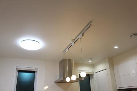 ダイニングキッチン照明_フル