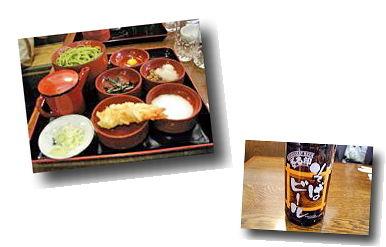 蕎麦屋「寿庵」