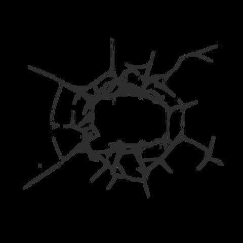 Doomspray_crater