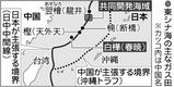 東シナ海ガス田共同開発概要