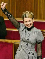 ティモシェンコ・ウクライナ首相