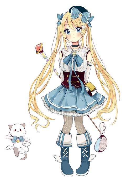 アイドル&魔法少女