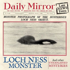 J F Derry - The Loch Ness Monster