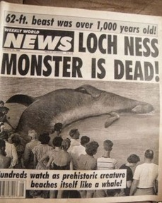 Weekly World News 1995