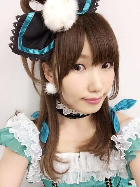 内田彩さんのことりヘアーは今思えば凄かったよな