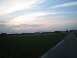 田舎道を散歩1
