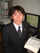 桑員ホームニュースの取材
