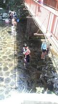 多度峡天然プール2