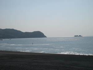 三重県熊野市の海2