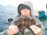 黒メバル釣り1