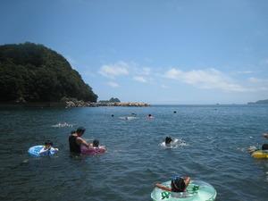 多度若草イレブン夏季研修2011-3