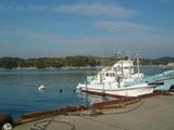 志摩市鵜方の漁港2