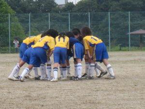 中日新聞杯三重県少女サッカーリーグ3