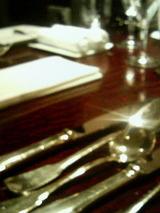 テーブルマナー2