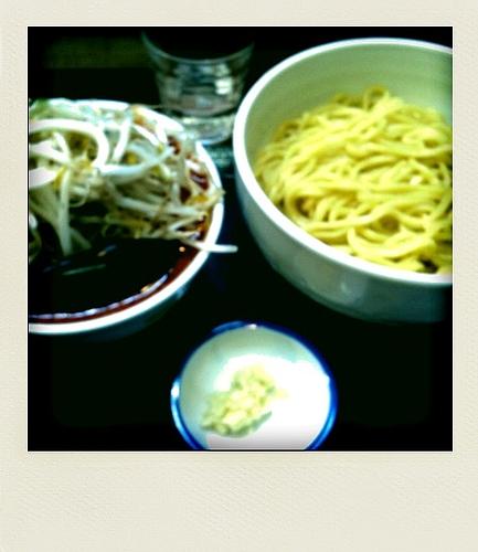 野方 花道 番長つけ麺