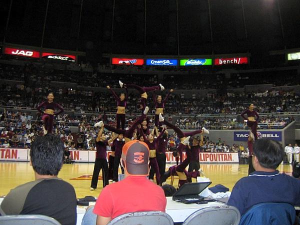 フィリピン退屈日記:バスケット...