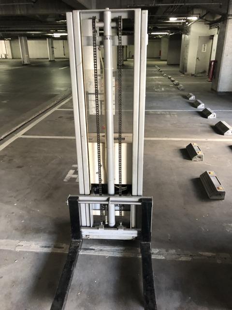 MITUBISHI電気ハンドリフト