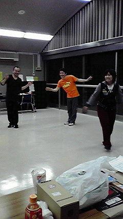 ダンス!ダンス!