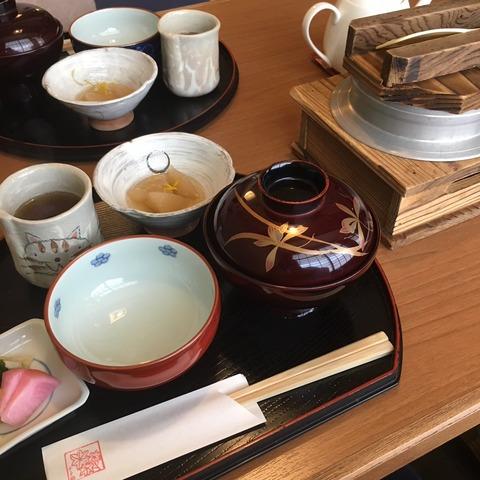 ささ田料理1