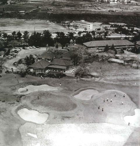 セピアゴルフ場