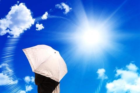 日傘イメージ