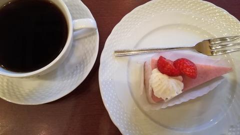 ケーキセット (2)