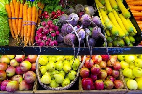 野菜果物イメージ