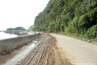 周防大島豪雨災害