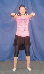 腕と肩のエクササイズ1