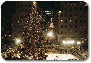 クリスマスツリーとか
