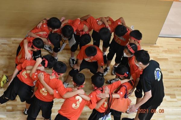 SEIBU CUP 2021 Summer ドッジボール大会(2021/8/8)