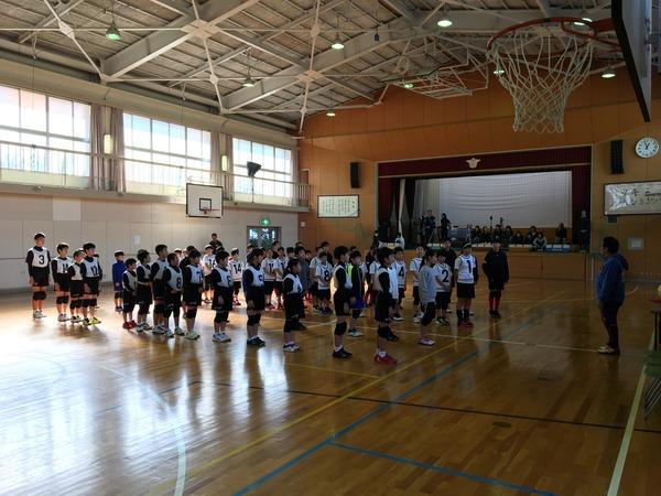 名古屋遠征‐1 交流試合@猪高小学校(2019年11月16日)