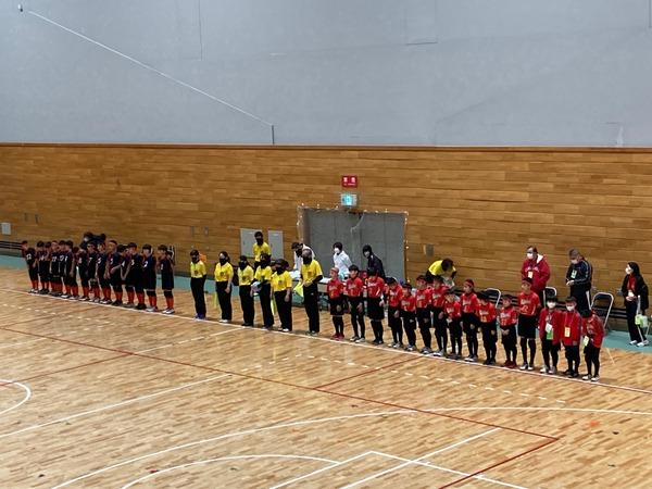 2020春の福岡県大会小学生ドッジボール選手権大会(2021.1.30)