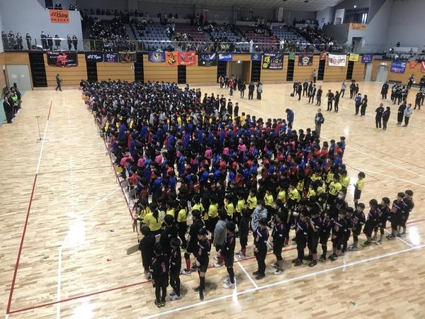 春の全国大会福岡県予選(2020年2月2日)