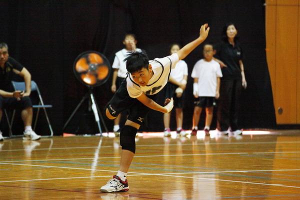 石丸小 練習試合(2018年6月17日)