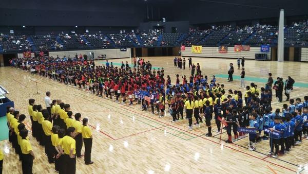 2019福岡オープンドッジボール選手権(2019年9月23日)