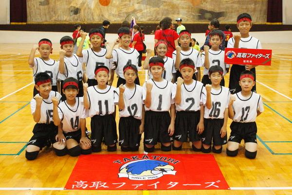 第68回少年・第81回少女ドッジボール大会(2018年9月8日)