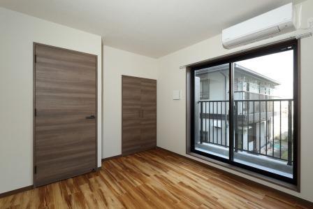 13_住戸D 洋室(2階)