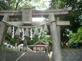桧尾山春日神社
