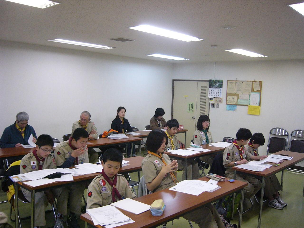 6日記(ボーイスカウト高槻 ...