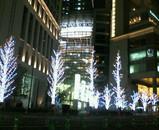 東京駅丸の内口のoazo入り口です。