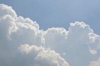モクモク積乱雲