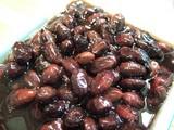 黒豆の煮物