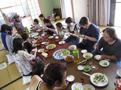 ベジフル食事会