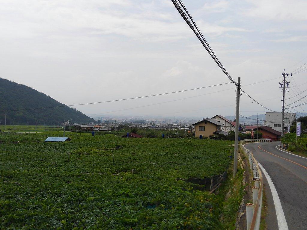 自転車の 美ヶ原 自転車 駐車場 : 夏休みin信州(乗鞍・美ヶ原 ...