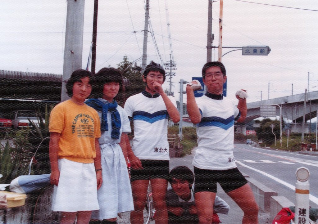 以下は1982年の東京~仙台TT ...