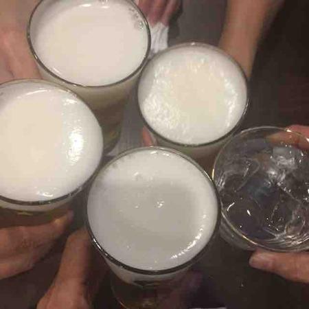 きばいやんせ 乾杯