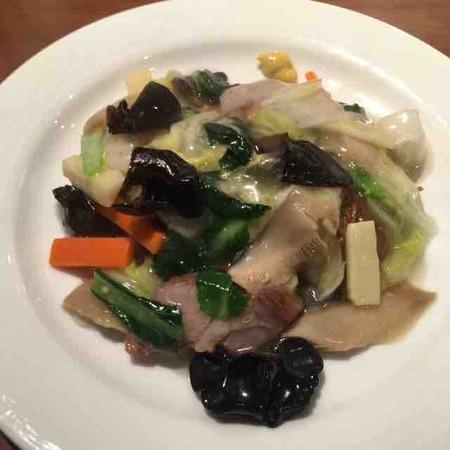 味はいいんだけど、いまいち量が…なキレイ系中華料理店でランチを食す(櫻花亭 (オウカテイ)@溜池山王)